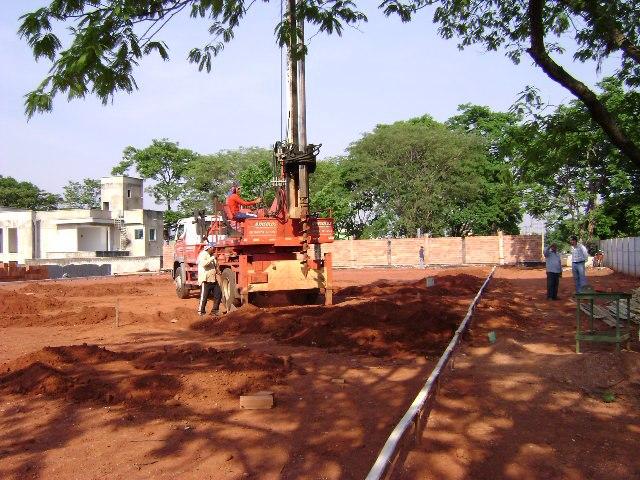 Construção nova sede