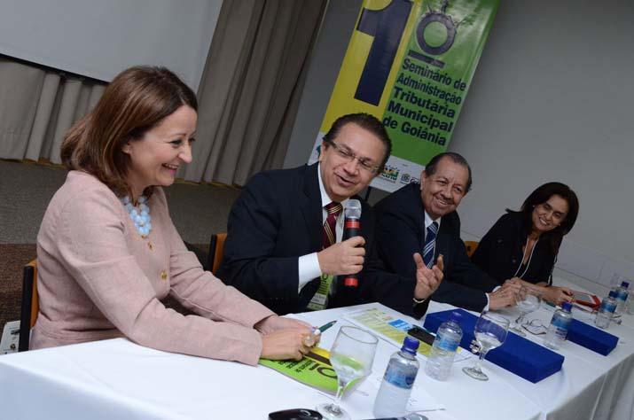 1° Seminário de Administração Tributária Municipal de Goiânia