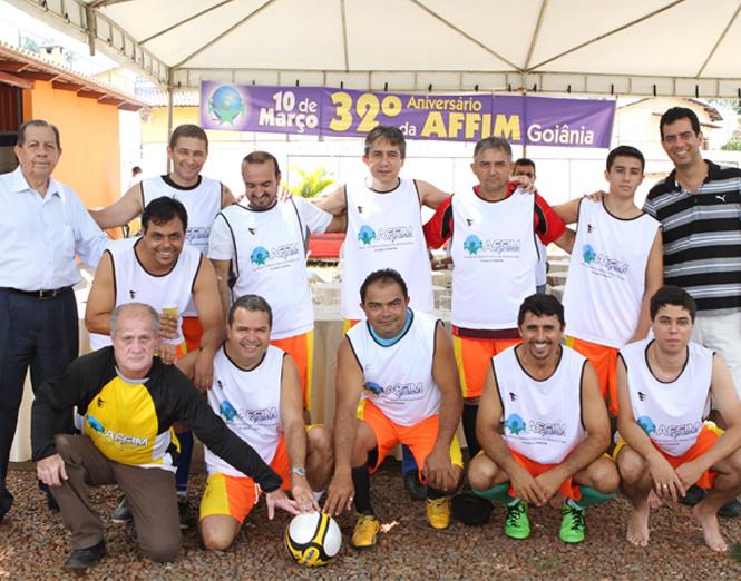 Time de Futebol da Affim Goiania